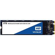 WD Blue 3D NAND SSD 2 TB M.2 - SSD Disk
