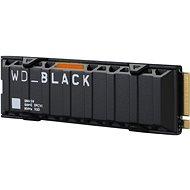 WD Black SN850 500GB Heatsink - SSD