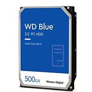 WD Blau 500 GB 64 MB Cache - Festplatte