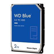WD Blue 2 TB - Festplatte