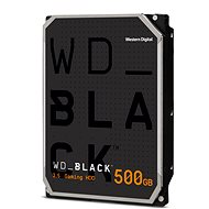 WD Black 500 Gigabyte - Festplatte