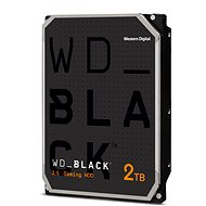 Western Digital Schwarz 2000 GB 64 Megabyte Cache mit Advanced Format - Festplatte