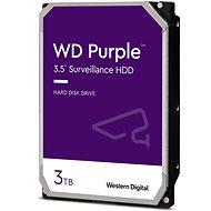 WD Purple 3TB - Festplatte