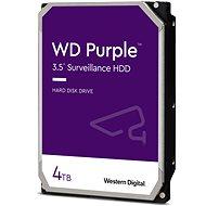 WD Purple 4TB - Festplatte