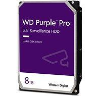 WD Purple Pro 8 TB - Festplatte