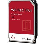 WD Red Plus 6 TB - Festplatte