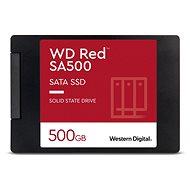 "WD Red SSD 500GB 2,5"" - SSD Festplatte"