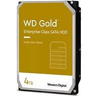 WD Gold 4TB - Festplatte