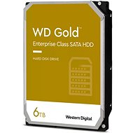 WD Gold 6 TB - Festplatte