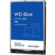 WD Blue Mobile 500GB - Festplatte