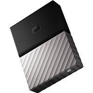 "WD 2,5"" My Passport Ultra Metal 4 TB schwarz/grau - Externe Festplatte"