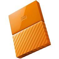 "WD 2.5"" My Passport 1TB orange - Externe Festplatte"