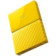 "WD 2.5"" My Passport-gelb - Externe Festplatte"