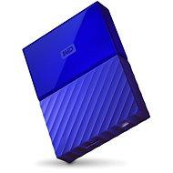 "WD 2.5"" My Passport 4TB blau - Externe Festplatte"