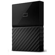 "WD 2.5"" My Passport 2 TB Black Slim - Externe Festplatte"