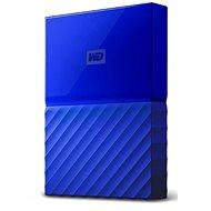 "WD 2.5"" My Passport 2 TB Blue Slim - Externe Festplatte"