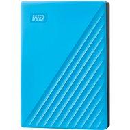 WD My Passport 4TB, blau - Externe Festplatte