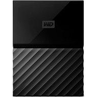 """WD 2.5"""" My Passport für Mac 4TB - Externe Festplatte"""