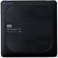 """WD 2.5"""" My Passport Wireless Pro 4TB schwarz - Datenspeicher"""