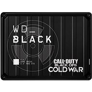 Externe Festplatte WD BLACK P10 Game drive 2TB Call of Duty: Black Ops Cold War Special Edition