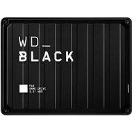 WD BLACK P10 Game Drive 5 TB, schwarz - Externe Festplatte