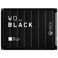 WD BLACK P10 Game Drive 5 TB für Xbox One, schwarz - Externe Festplatte