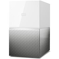 WD My Cloud Home Duo 4TB - NAS Datenspeicher