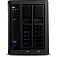 WD MY CLOUD PRO SERIES PR2100 4TB (2x 2TB) - Datenspeicher