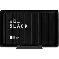 WD BLACK D10 Game Drive 8TB, schwarz - Externe Festplatte