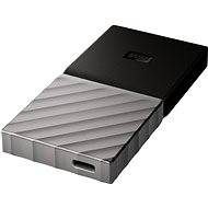 WD My Passport SSD 512 GB Silver/Black - Externe Festplatte