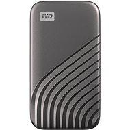 WD My Passport SSD 1TB Gray - Externe Festplatte