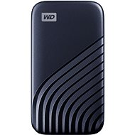 WD My Passport SSD 1TB, blau - Externe Festplatte
