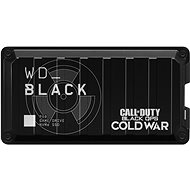 Externe Festplatte WD BLACK P50 SSD Game drive 1TB Call of Duty: Black Ops Cold War Special Edition
