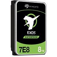 Seagate Exos 7E8 8TB Base FastFormat SATA - Festplatte