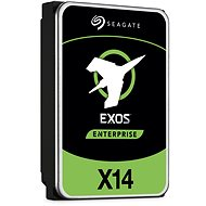 Seagate Exos X14 10 TB Standard FastFormat SATA - Festplatte