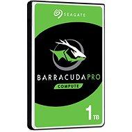 Seagate BarraCuda Pro Laptop 1TB - Festplatte