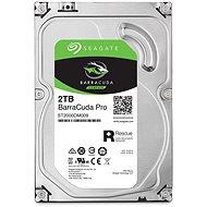 Seagate BarraCuda Pro 2TB - Festplatte