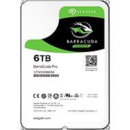 Seagate Barracuda Pro 6 TB - Festplatte