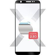 FIXED Full-Cover für Asus Zenfone Max M1 (ZB555) für das ganze Display schwarz - Schutzglas