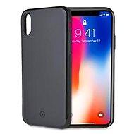 CELLY GHOSTSKIN für Apple iPhone X Schwarz