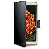 CELLY Wally für Huawei Y6 (2018) schwarz - Handyhülle