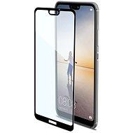 CELLY Full Glass für Huawei P20 Lite schwarz