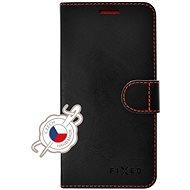 FIXED FIT für Samsung Galaxy A40 Black - Handyhülle