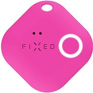 FIXED Smile Bluetooth-Tracker mit Bewegungssensor - Pink - Bluetooth Lokalisierungschip