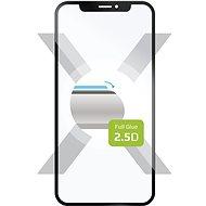 Festes FullGlue-Cover für Xiaomi Mi A2 Lite schwarz