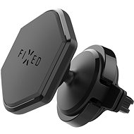 FIXED ICON Vent in die Lüftung mit schwarzem Gelenk - Handyhalter