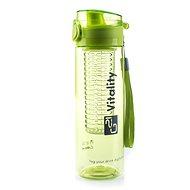 G21 Smoothie / Saftflasche, 600 ml, grün - Trinkflasche