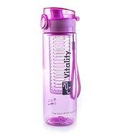 G21 Smoothie / Saftflasche, 600 ml, lila - Trinkflasche