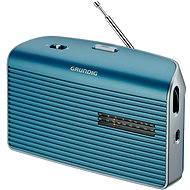 GRUNDIG Musik 60 Türkisblau - Tragbares Radio
