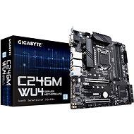 GIGABYTE C246M-WU4 - Motherboard